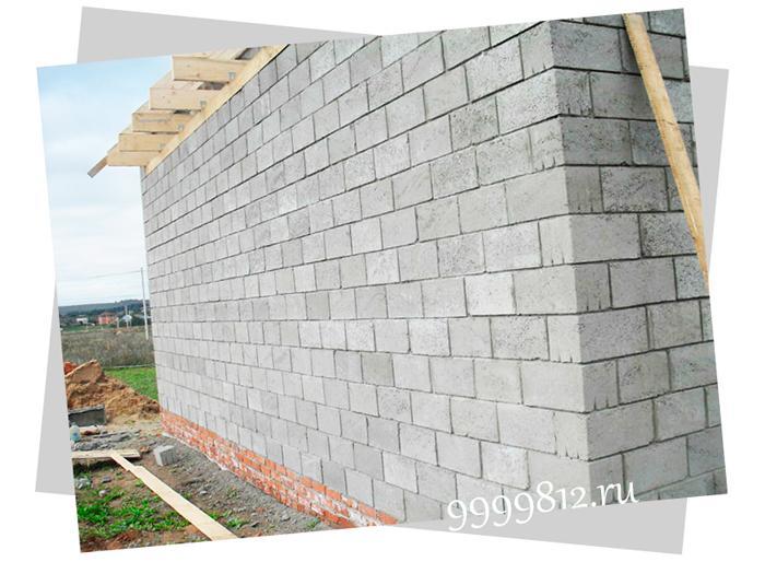 Подача керамзитобетона пенополистирол цементный раствор